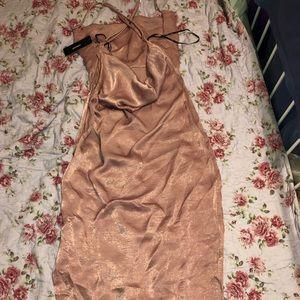 Lulus Strappy Dress